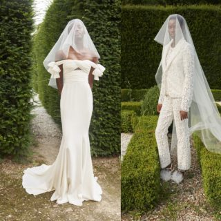 Love Collection, ci si può sposare in Giambattista Valli