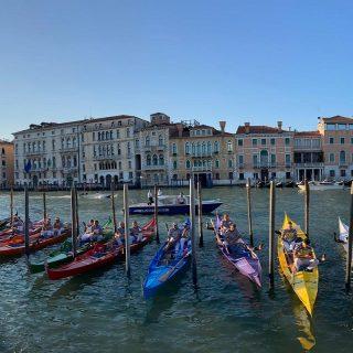 Venezia, alla Regata Storica cade l'ultima differenza di genere