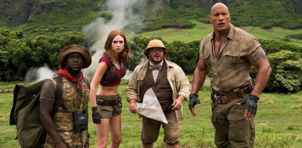 Le cose da sapere sul film Jumanji: Benvenuti nella giungla