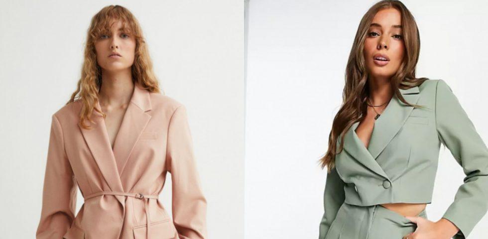Blazer leggeri: i più belli da indossare nell'autunno 2021