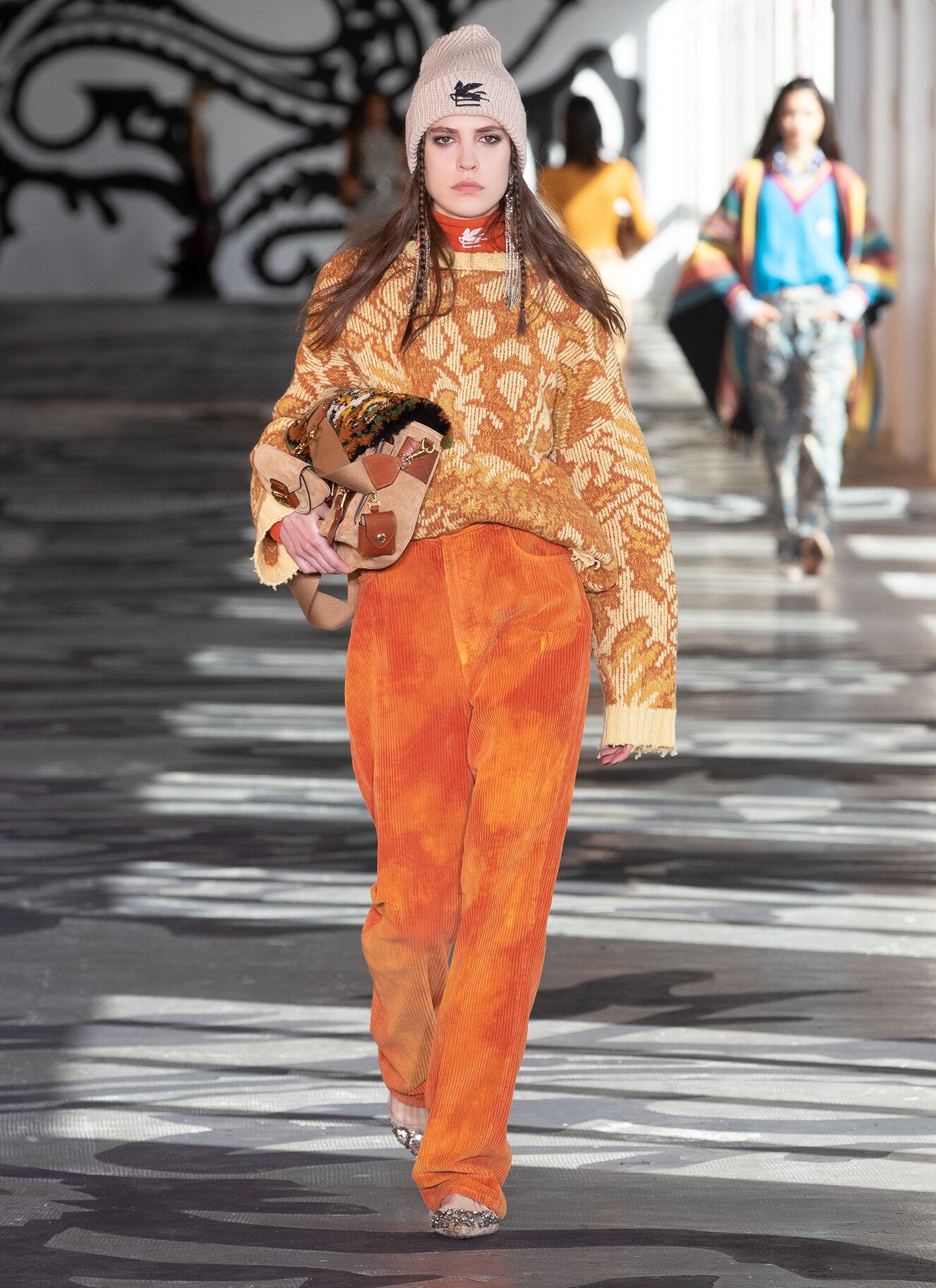pantaloni autunno-inverno 2021/2022