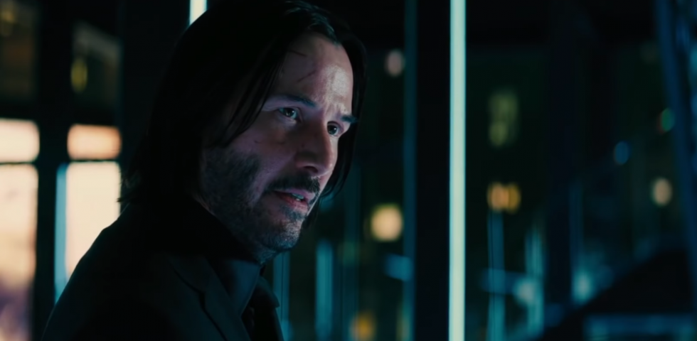 John Wick 3 - Parabellum: Keanu Reeves in un action movie in prima tv su RaiDue