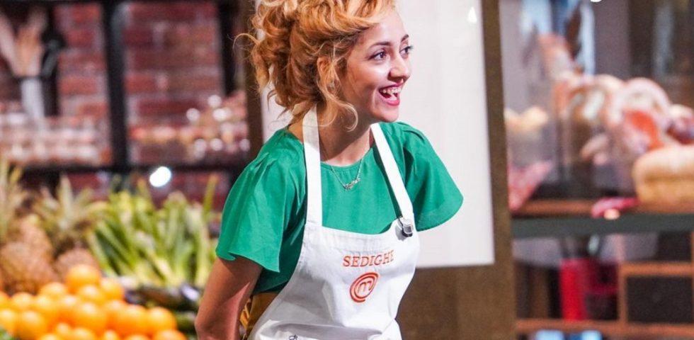 Masterchef Italia 10: chi è Sedighe Sharifi, eliminata dell'ottava puntata