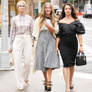 And just like that...spuntano le prime foto del reboot di Sex and the City