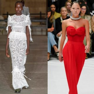 La London Fashion Week 2021 in 10 look da ricordare