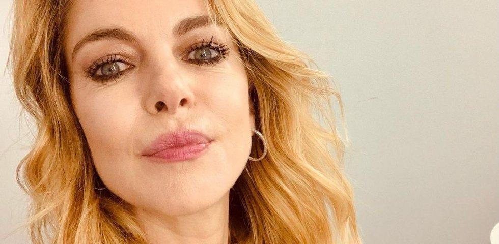 """Claudia Gerini: """"Vorrei adottare, ma non posso perché sono single"""""""