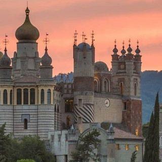 Viaggio nel castello di Voglio essere un mago!
