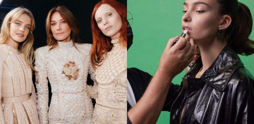 Tendenze beauty estate 2022: trucco e capelli dalla sfilate di Parigi