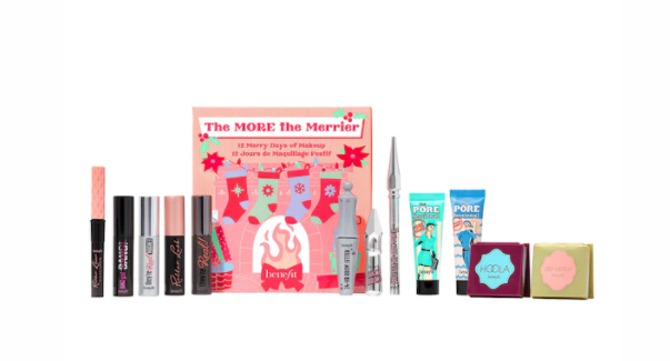 Benefit Cosmetics - The MORE, The Merrier Advent Calendar Kit