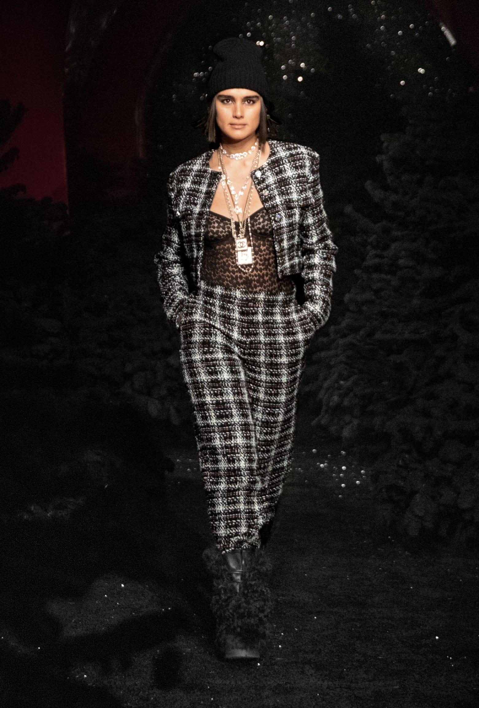 Chanel fall-winter 2021/2022