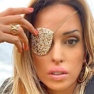 """Gessica Notaro fa il botox: """"Serve per riprendere la mobilità del viso"""""""
