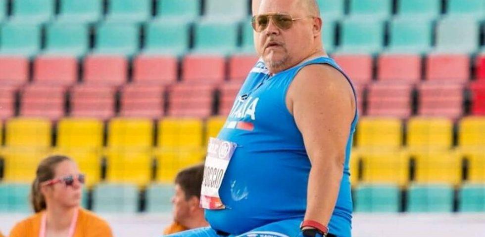 L'ira del paralimpico Giuseppe Campoccio per il fuorionda il GF Vip