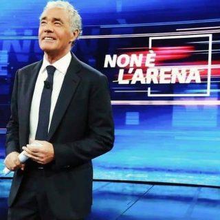 Temi e ospiti della puntata di Non è l'Arena del 27 ottobre 2021 su La7