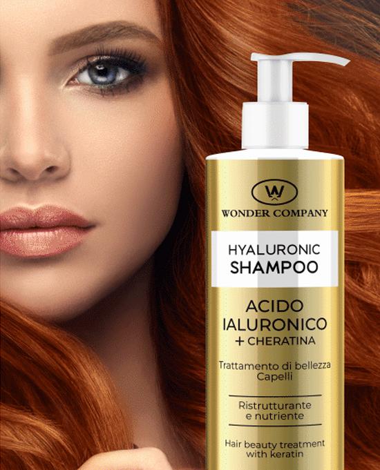 Wonder Company - Hyaluronic Shampoo