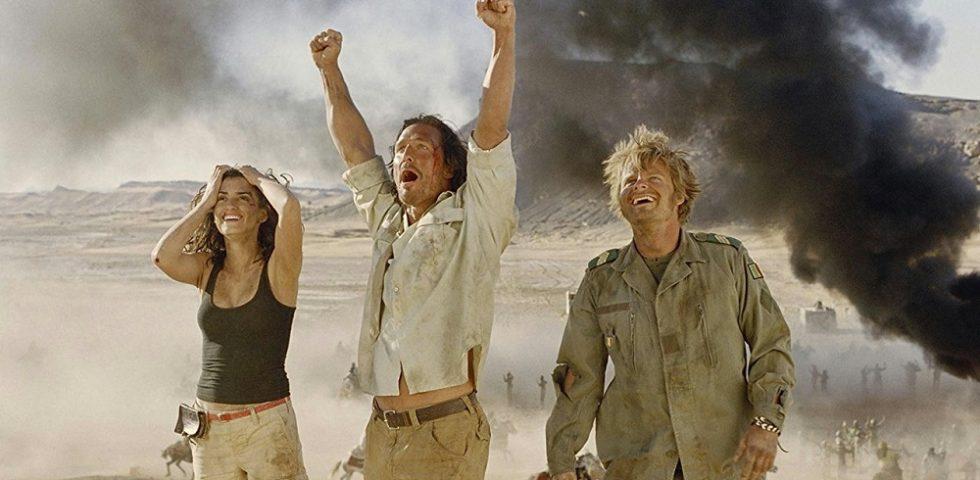 Tutto su Sahara, il film d'avventura con Penelope Cruz in onda su Tv8