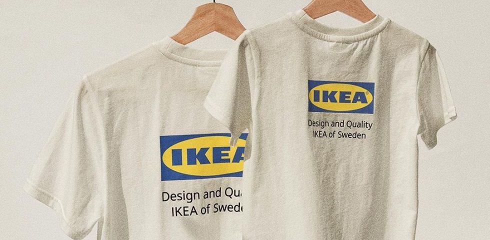 Efterträda, lo streetwear firmato Ikea sbarca in Italia