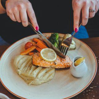 In forma con la dieta del pesce