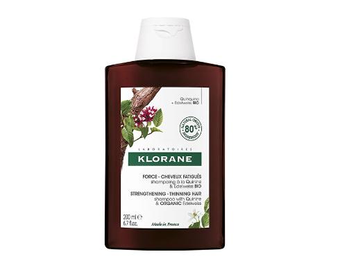 Klorane - Shampoo alla Chinina e Stella Alpina BIO