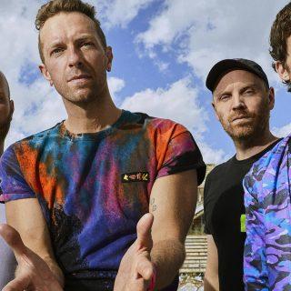 Amazon Music presenta in livestream l'esclusivo concerto dei Coldplay