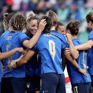 Calcio femminile: l'Italia si gioca i Mondiali 2023 contro la Lituania