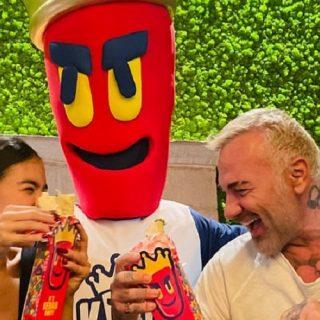 Gianluca Vacchi lancia Kebhouze: cinque store di Kebab tra Milano e Roma