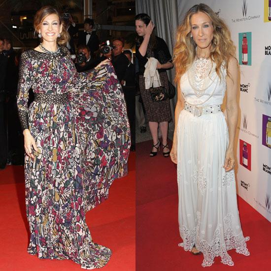 Abiti Cannes 2011 2