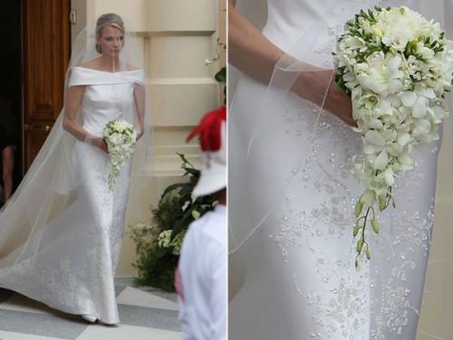 Bouquet Sposa Per Abito Avorio.Gli Abiti Da Sposa Per L Autunno Diredonna