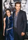 La cantante canadese con l'ex fidanzato Ryan Reynolds