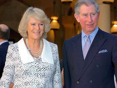 Principe Carlo e Camilla Parker Bowles 2