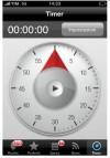 """Immagini dell'applicazione """"Il cucchiaio d'argento"""" (tratte da iPhone)"""