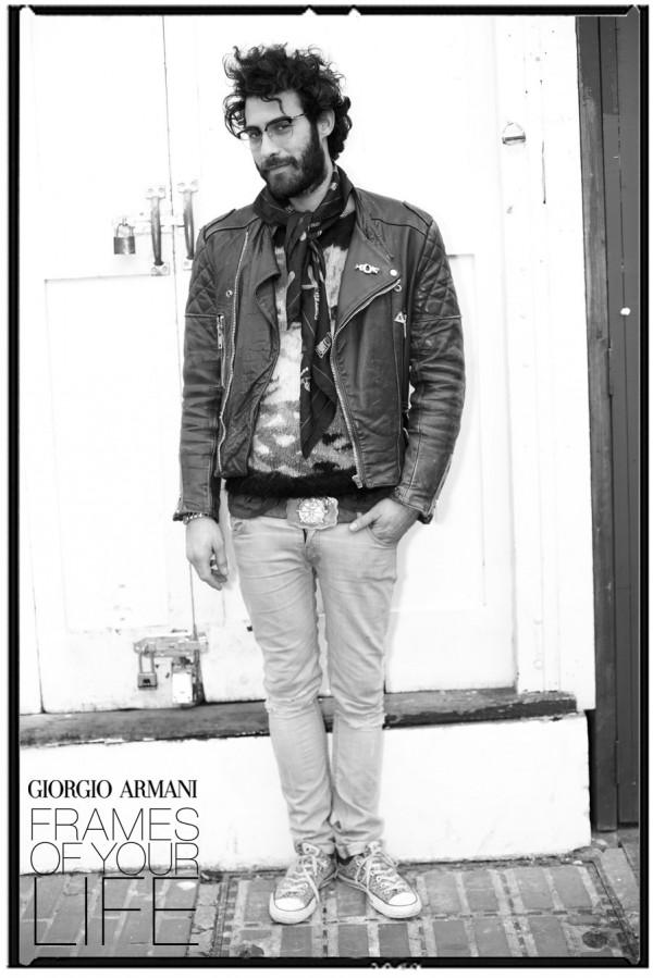 Armani Frames of life 2