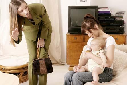 Baby sitter 2