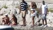 Beyonce incinta in Croazia 2