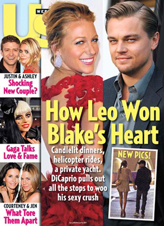 Blake Lively e Leonardo DiCaprio a Montecarlo 2