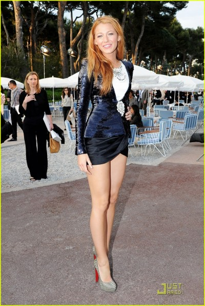 Blake Lively, Leonardo di Caprio e Bar Refaeli a Cannes 2