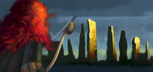 Brave di Pixar 2