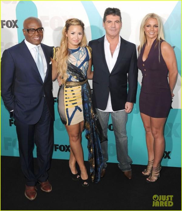 Britney Spears giudice di X-Factor 6