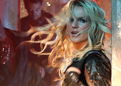 Britney Spears, Till The World Ends 12