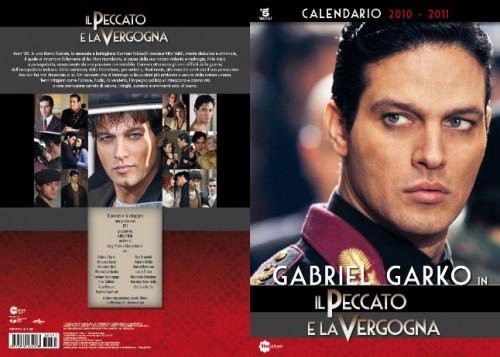 Garko Calendario.Gabriel Garko Il Calendario Diredonna