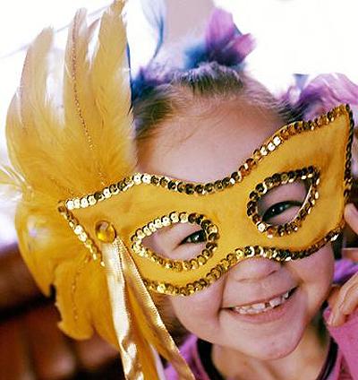Carnevale e bambini 2