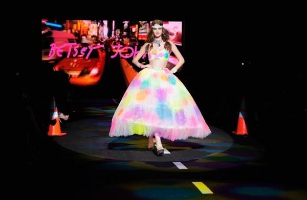 Colori fluo per l'estate 2011 6