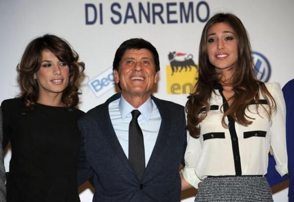 Conferenza stampa Sanremo 2011 2
