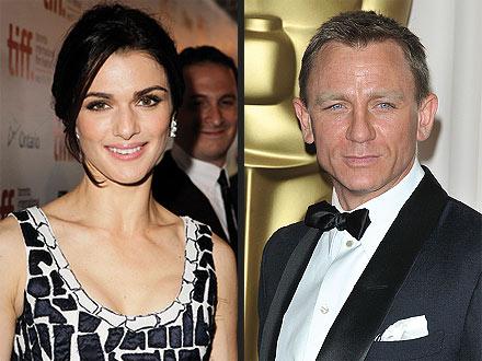 Daniel Craig e Rachel Weisz 2