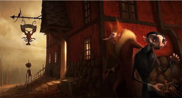 Guillermo Del Toro, Pinocchio 2