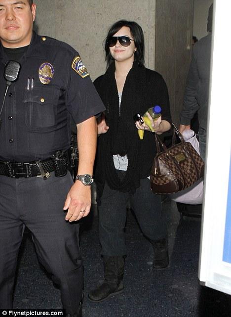 Demi Lovato a LA 2