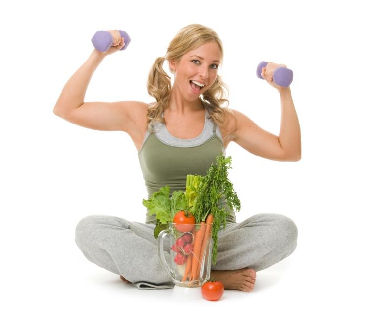 Abbinare l'attività fisica a una buona dieta è l'arma vincente