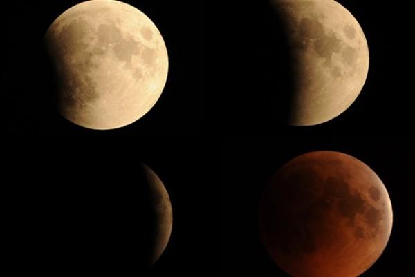 Eclissi di Luna (15/06/2011) 2