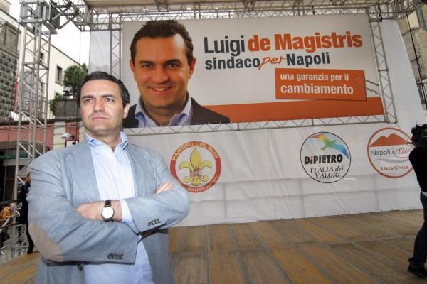 Elezioni a Napoli 2