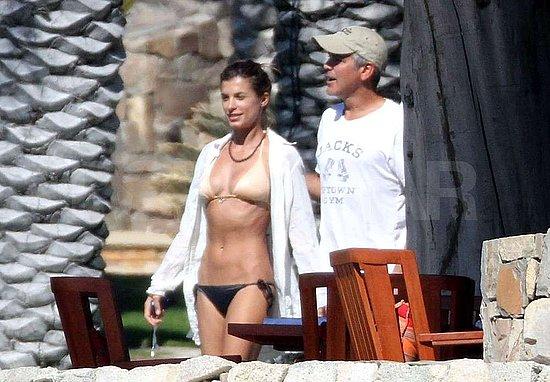 Elisabetta Canalis in bikini 2