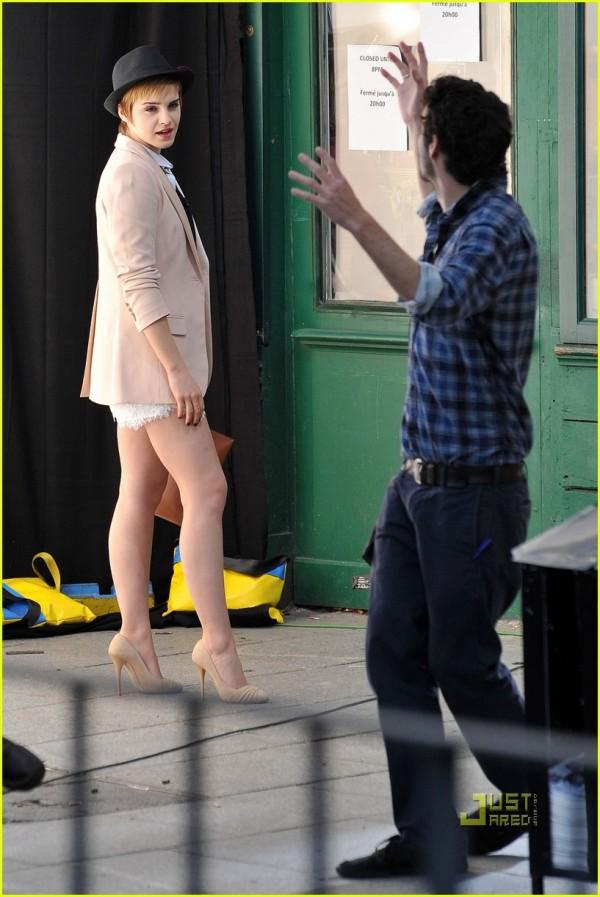 Emma Watson per Lancome 2
